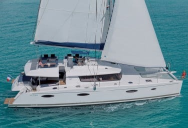NENNE - New Charter Sailing Catamaran with Acclaimed Crew