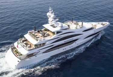 Charter the motor yacht ILLUSION V in the Exumas