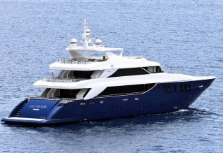 OURANOS available for charter in Greece