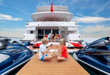 Six Reasons to Choose a Private Yacht Charter instead of a Hotel Vacation