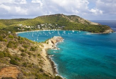 Charter in Antigua: the Show, the Destination