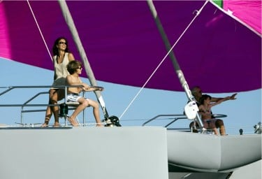 Sailing Catamaran MAVERICK scores 10 out of 10
