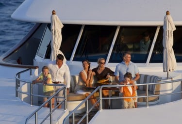 American Luxury Yacht Charters Close to Home