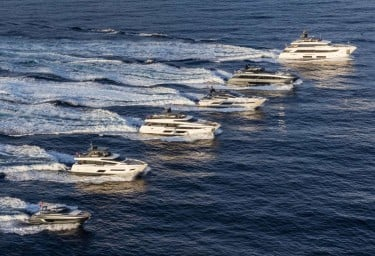 Charter Yacht Brands to Know: Ferretti