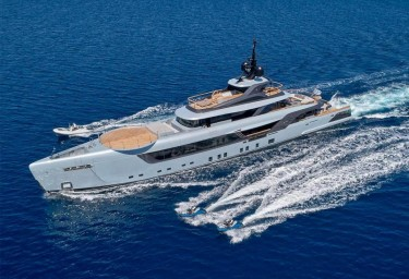 10 Top New Motor Yachts in Charter Fleet in 2021