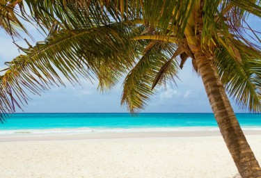The best Caribbean beaches accessible only by charter yacht