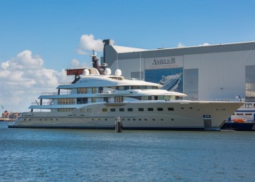 AMELS: an exceptional Dutch luxury yacht builder