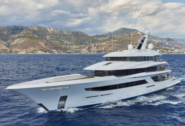 Superyacht Award Joy for Charter Yacht JOY