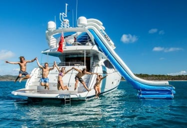 Make Your Luxury Charter Yacht Your Destination