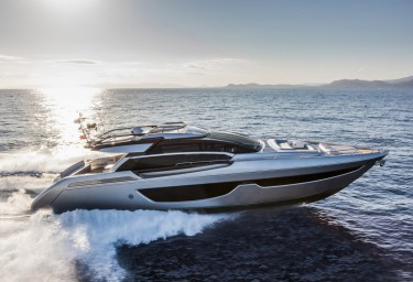 The newest sensational RIVA yachts for charter