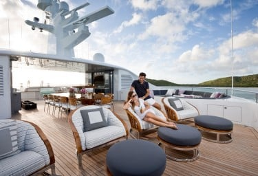 Remote Anchorages for Your Med Yacht Charter