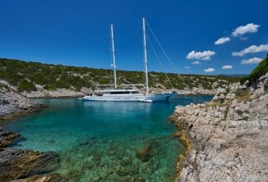 Charter Luxury LADY GITA in Croatia this Summer