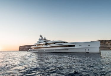 LANA Magnificent Mega Motor Yacht for Charter