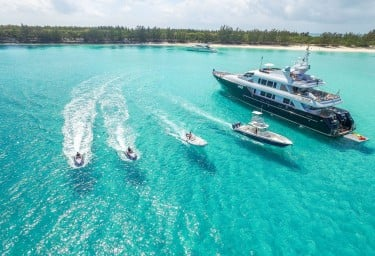 M3 times the pleasure in the Bahamas