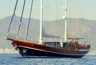 Charter the QUEEN of Gulets, last minute opportunity