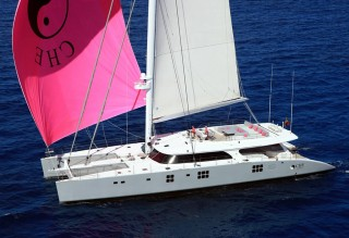 Multihulls Make Memorable Charters
