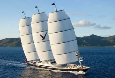 MALTESE FALCON: refurbished & back in charter