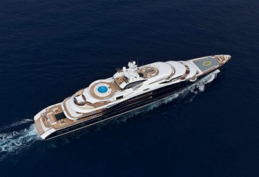 MY SERENE is a truly superb luxury Mega Yacht