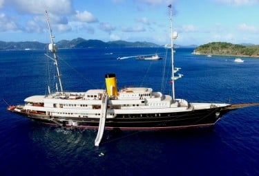Charter the refitted NERO in the Med & Caribbean