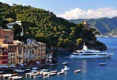 Highlights of a Luxury Ligurian Yacht Charter