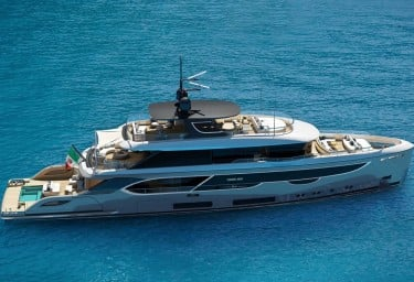 REBECA Motor Yacht Charter Yacht in the Mediterranean