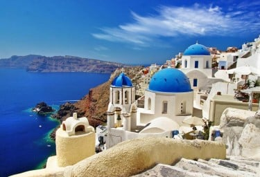 The Greek Islands: luxury charter yacht heaven