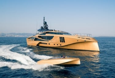 Fast Motor Yachts are Exciting Charter Yachts