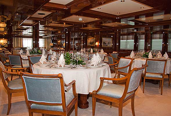 O'Mega Dining Room