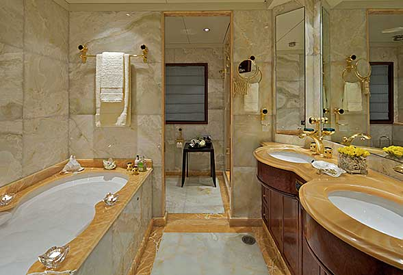O'Mega Master Bathroom