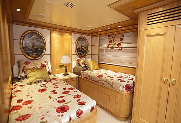 O'Mega Twin Suite