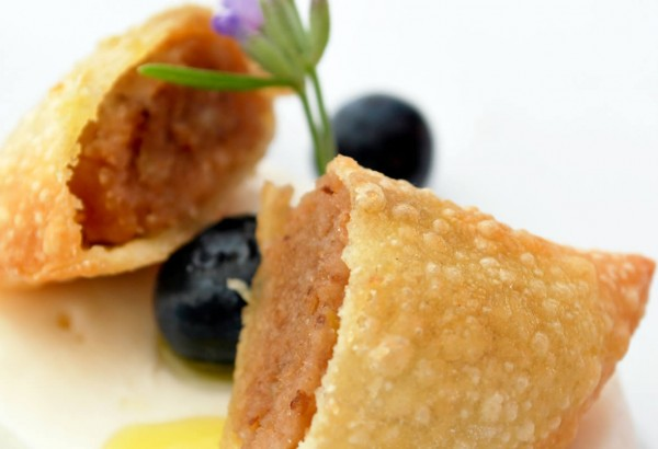 Peljesac turnovers by Chef Dragan Grbic