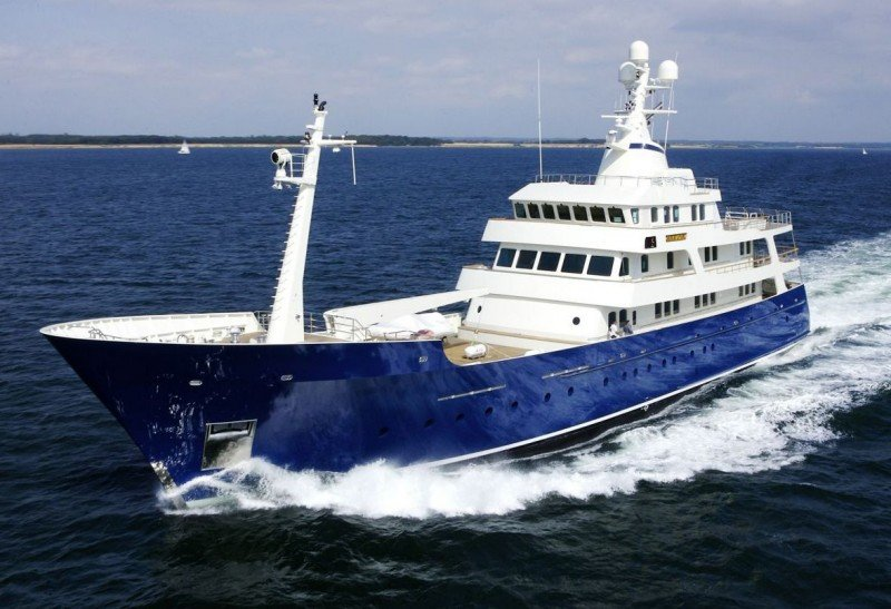 Long Range Luxury Charter Yachts At The Antigua Yacht Show