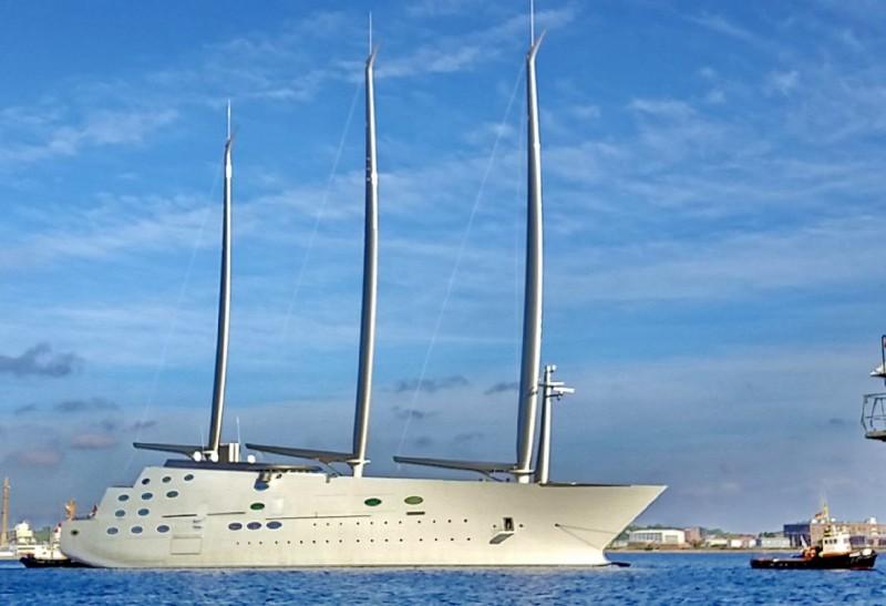yacht de luxe moteur a rencontre voilier a. Black Bedroom Furniture Sets. Home Design Ideas