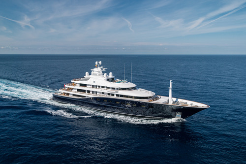 AQUILA 85.6m (280.1ft), Last Minute Availability in the Caribbean this December*