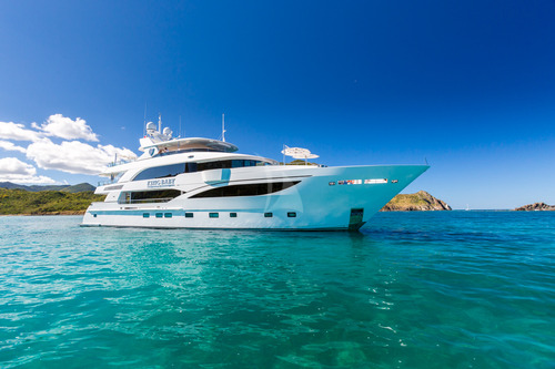 KING BABY: Special Reduced Rate for January & February Caribbean Charters*