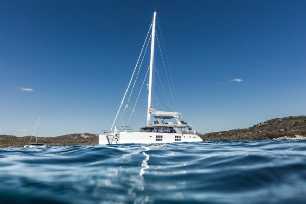 ADEA (18.3m/ 60') SAVE 15% on your Sailing Catamaran charter August 13 - 19*