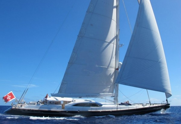 BELLA RAGAZZA: Available For Charter In The Pacific, August/September 2020*