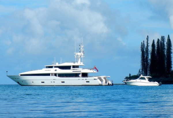 MASTEKA 2: Offers Special All-Inclusive Luxury Charter Packages in Sydney*
