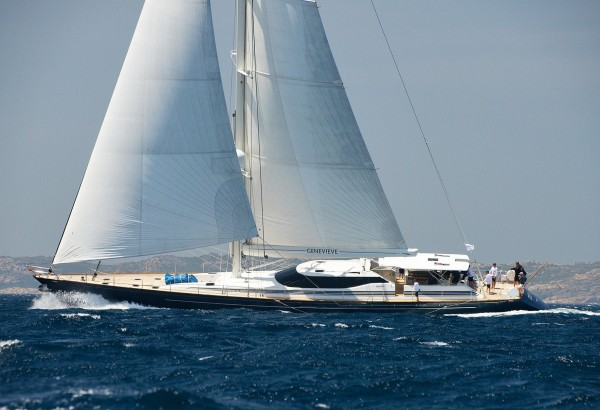 GENEVIEVE: Book your Charter on this Luxury Sailing Yacht in the Caribbean Today*