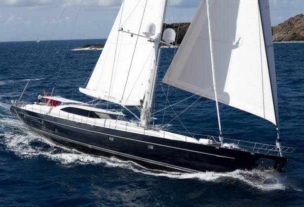 Charter GUILLEMOT (43m /141') in Croatia or the Ionian this summer*