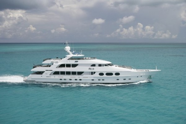 LADY JOY 47.8m (157ft) is offering a Special Rate of EUR 185,000 in July 2020*