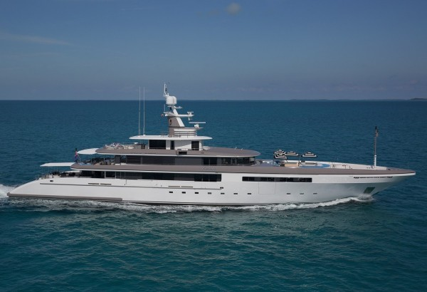 ETERNITY: 30% discount on charters in the Bahamas Dec 2020 to May 2021*