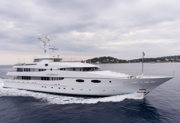 LADY SHERIDAN: last minute July charter in Italy with 10% discount*