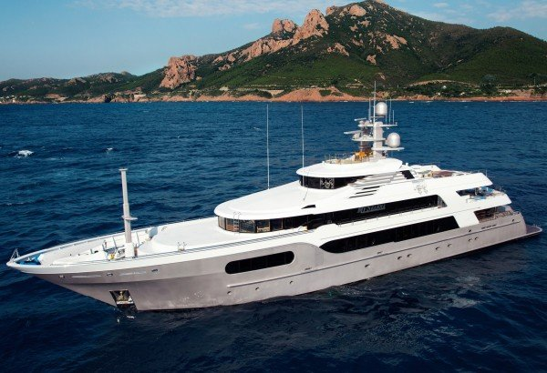 MY SEANNA 56.4m (185ft), Huge 35% Discount in the Bahamas - limited offer*