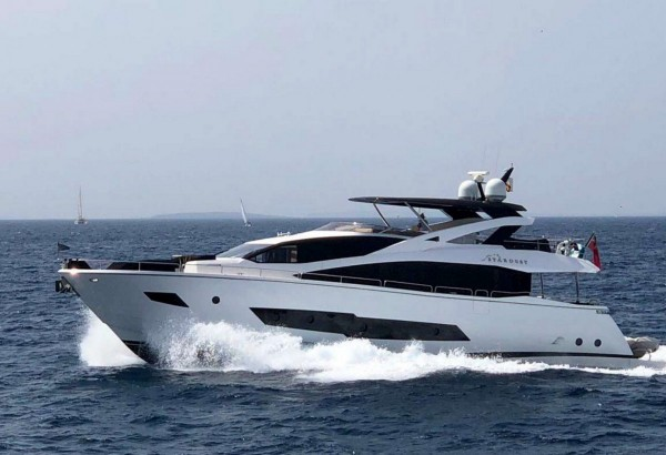 STARDUST OF POOLE: Luxury Charter Available in Croatia, September 6 - 13*