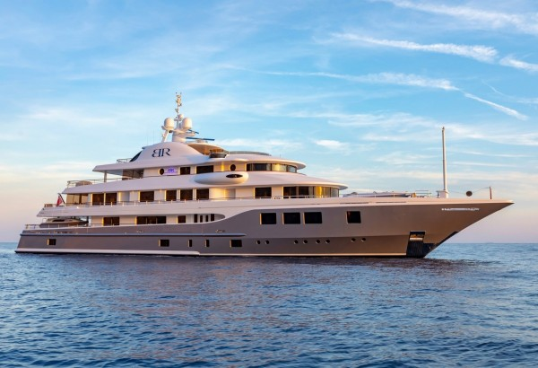 BATON ROUGE: Spectacular Superyacht For Charter in the Caribbean & Bahamas*