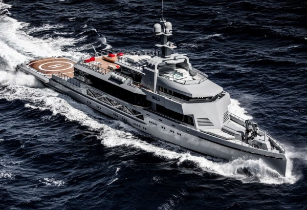 Brand New 85m BOLD Still Available for Christmas/New Year in the Caribbean & the Bahamas!*