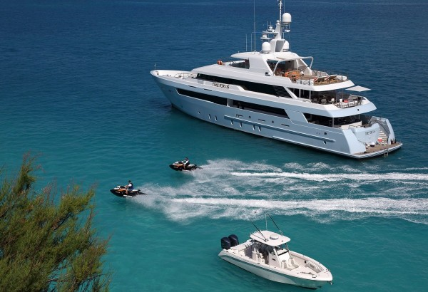 TIME FOR US: Available For You to Charter this Winter in the Caribbean*