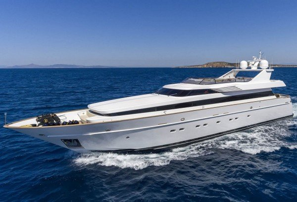 Fantastic opportunity: Charter ALEXIA AV in May or June in Greece with a discount*