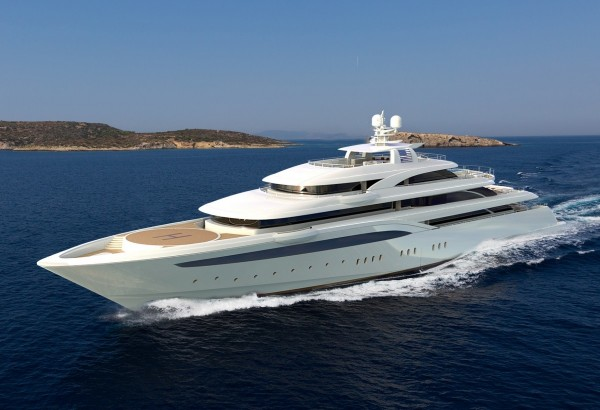 O'PTASIA: Stunning Superyacht For A Luxury Charter in the Red Sea*